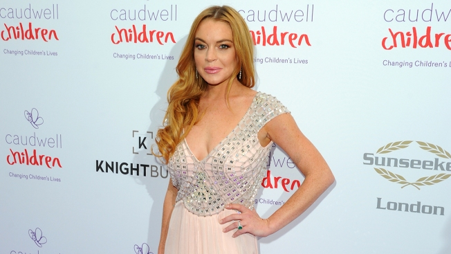 'Thanks for Not Coming Home': Lindsay Lohan Blasts Fiancé on Social Media