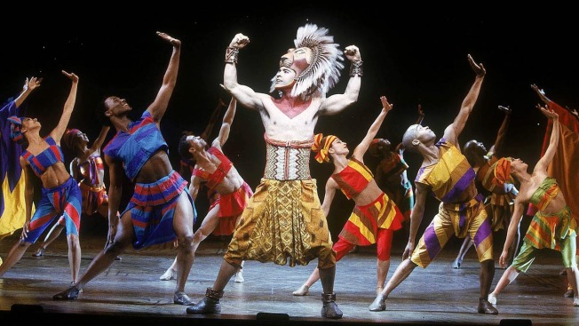 """""""The Lion King"""" Musical Earns All-Time Box Office Record"""
