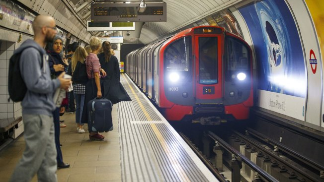 London's 24-Hour 'Night Tube' Trains Arrive After Long Delay