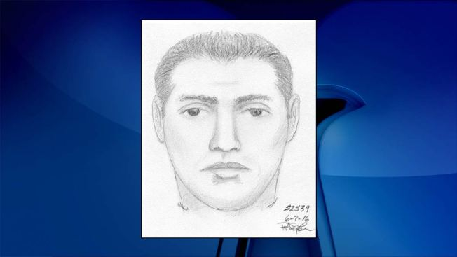 Police Release Composite Sketch of Sexual Assault Suspect