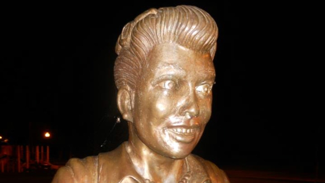 Western New York Village Wants to Give Lucille Ball Statue a Makeover
