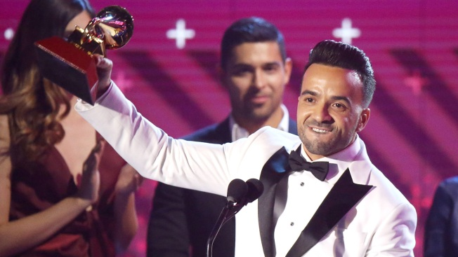 Latin Grammys Pay Tribute to Puerto Rico in Songs, Speeches as 'Despacito' Wins