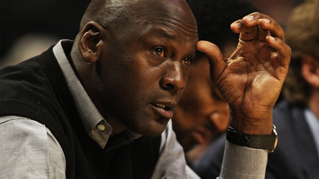 'I Can No Longer Stay Silent': Michael Jordan on Shootings