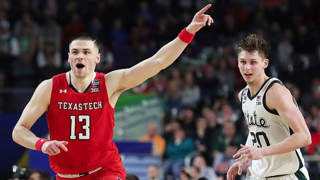Texas Tech Beats Michigan St 61-52; Advances to First National Championship