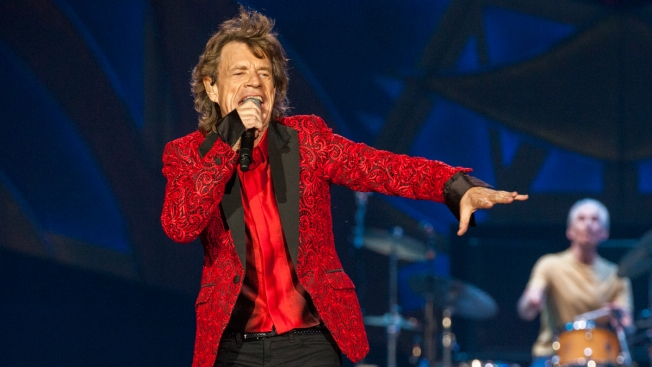 Mick Jagger Gets Grammy Nomination for James Brown Documentary