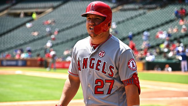 Angels' Mike Trout to Have Season-Ending Foot Surgery