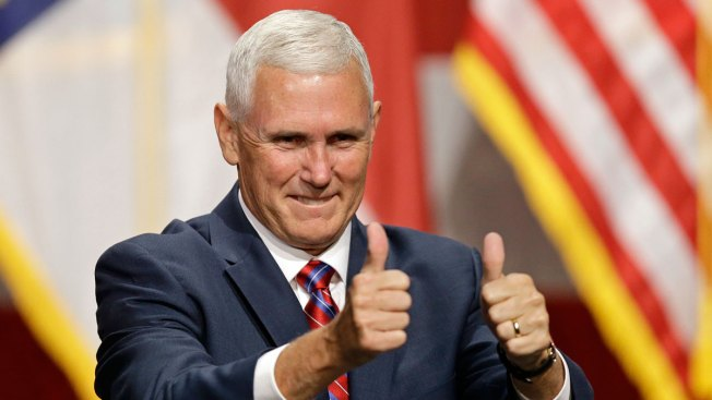 Pence Says He and Trump Have 'Different Styles'