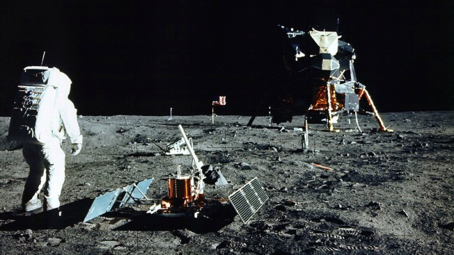 NASA Releases 19,000 Hours of Audio From Historic Apollo 11 Mission