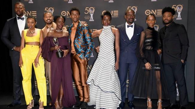 Beyonce, 'Black Panther' Win Big at 50th NAACP Image Awards