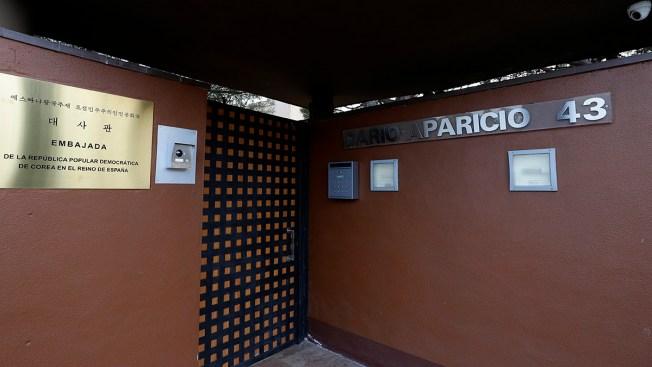 Spain: FBI Was Offered Stolen Data From North Korea Embassy Raid