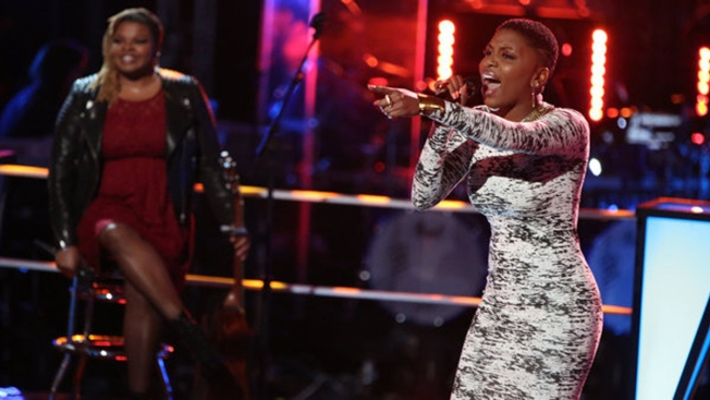 """The Voice"":  Knockout Rounds Part 2"