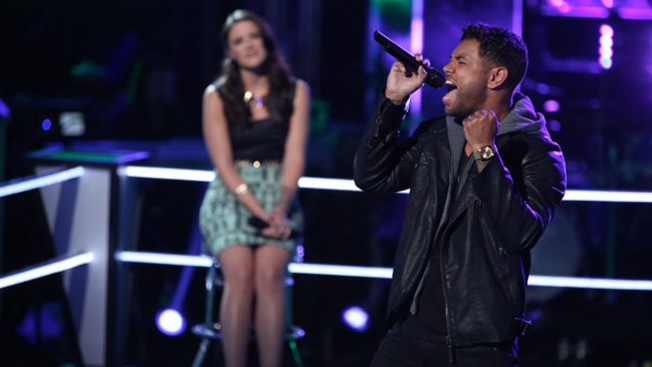 """""""The Voice"""": Competition Enters Knockout Rounds"""