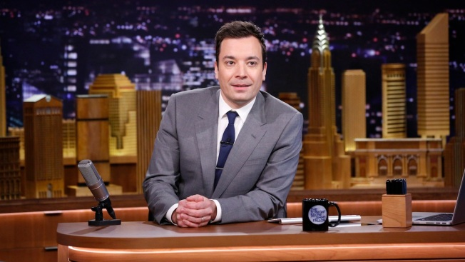 """#SwimmyFallon"" Confirms He'll Brave Cold Waters For Chicago Polar Plunge"