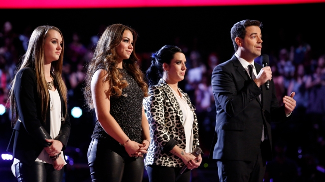 "Tess Boyer, Bria Kelly Ousted From ""The Voice"" as Voters Pick Top 8"