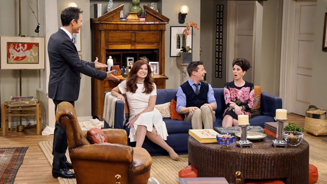 Prizes and More Offered at 'Will & Grace' Watch Party