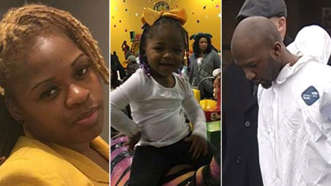 Interrogation Video Shows Prince George's Co. Father Confess to Killing 2-Year-Old, Her Mother