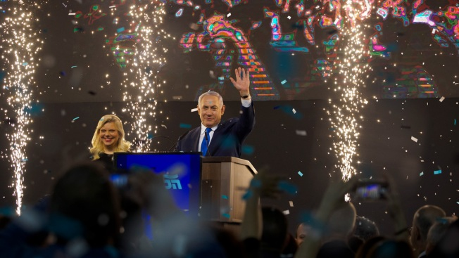 Netanyahu Election Victory Exposes Deep Political Divisions