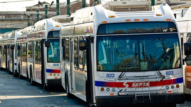 Philadelphia transit on track for Election Day
