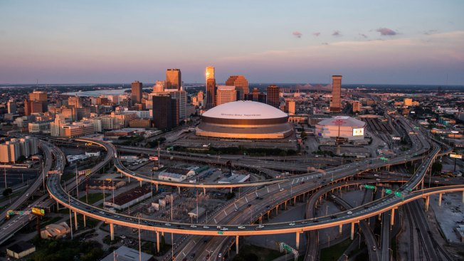 Parts of New Orleans Are Sinking Fast: Study