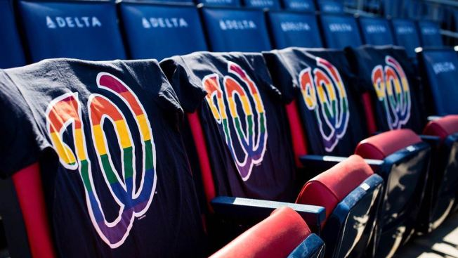Washington Nationals' Night OUT to Honor Orlando Victims
