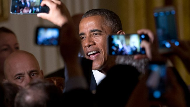 Obama Hosts Final Cinco de Mayo Reception at White House