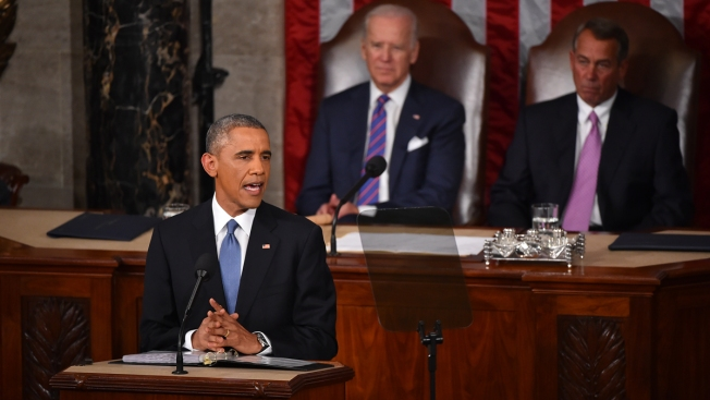 D.C.-Area Residents Among State of Union Guests