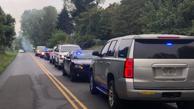 18-Year-Old Fatally Wounded at Fauquier County Home