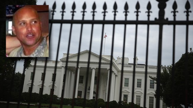 Army Veteran Gets 17 Months for White House Intrusion