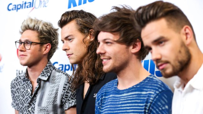 One Direction, Caitlyn Jenner, Solidarity and 'The Dress' Rule Twitter in 2015