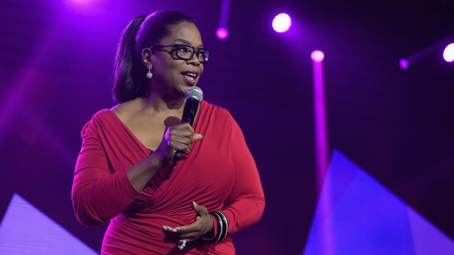 Oprah Winfrey Warns Followers About Impostor Scam