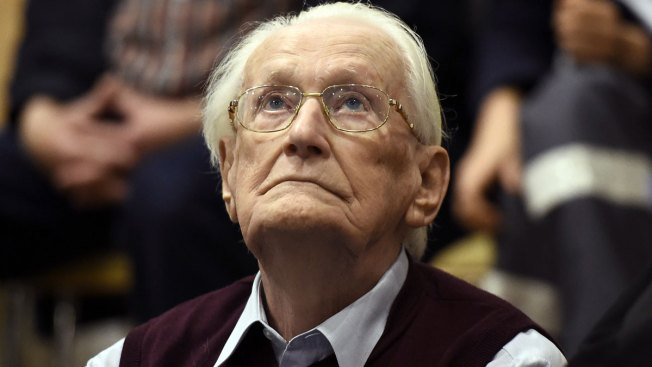 German Court Upholds Former Auschwitz Guard's Conviction