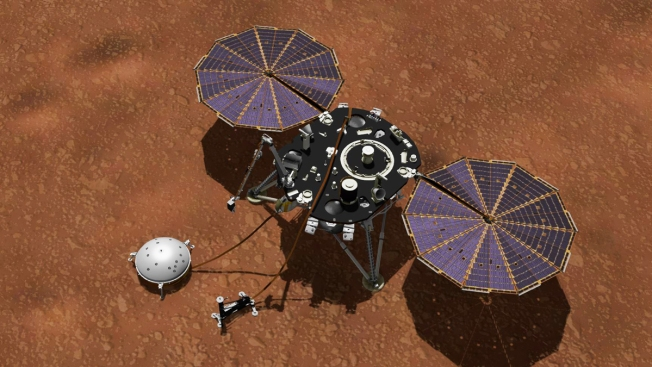 What's the Weather Like on Mars? NASA Lander Has the Forecast