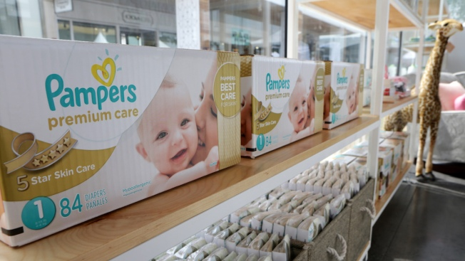 Price of Pampers Is Going Up Thanks to P&G's Shrinking Profits