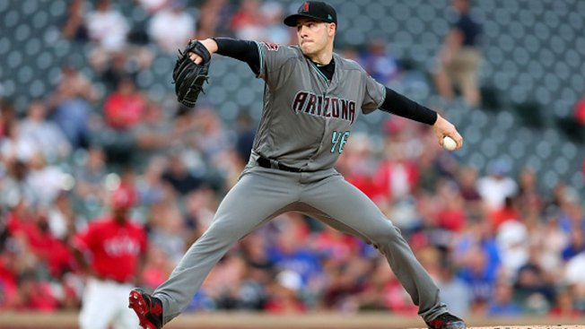 Patrick Corbin, Nationals Agree on $140M, 6-Year Contract: AP Sources