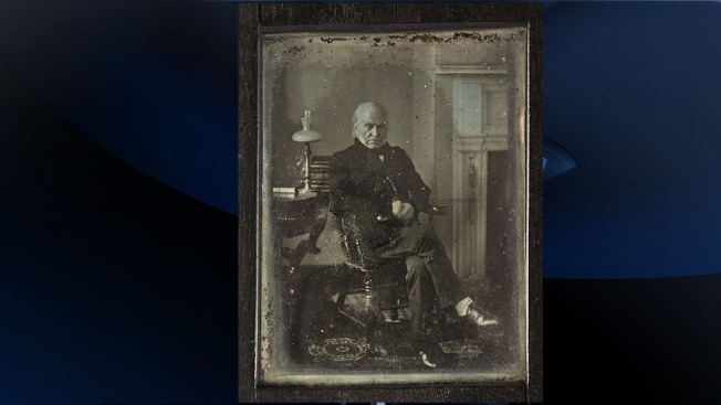 National Portrait Gallery Purchases Earliest Known Photo of a US President