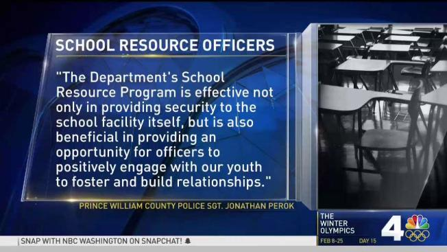 Many DC-Area Schools Already Have Assigned Police Officers ...