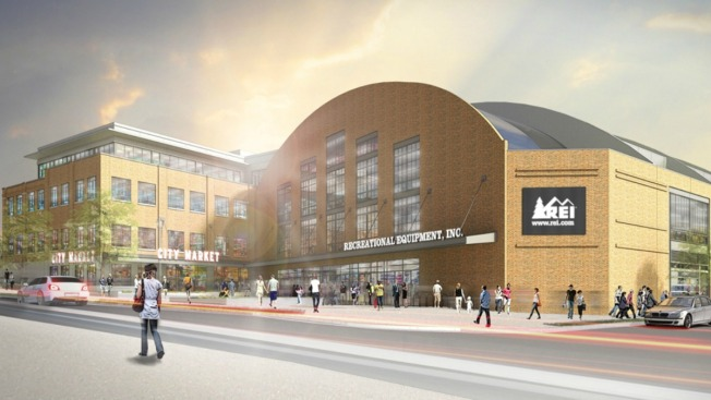 REI to Open Flagship Store in Historic Uline Arena