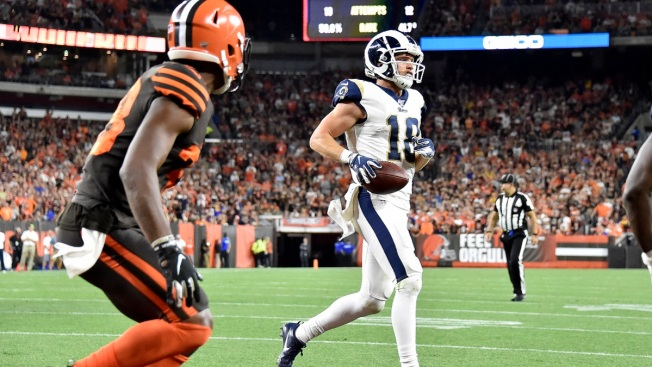 Rams Hold Off Browns 20-13 on Sunday Night Football