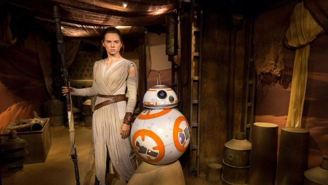 Rey Finally Gets Place in 'Star Wars' Monopoly Sets Sold in US