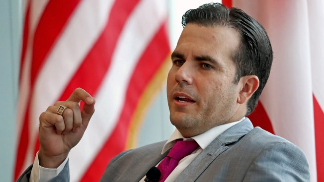 Puerto Rico Governor Rejects Calls to Resign Amid Scandal