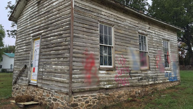 Teens Who Vandalized Historic Virginia Schoolhouse Ordered to Visit Holocaust Museum, Study Racial Discrimination