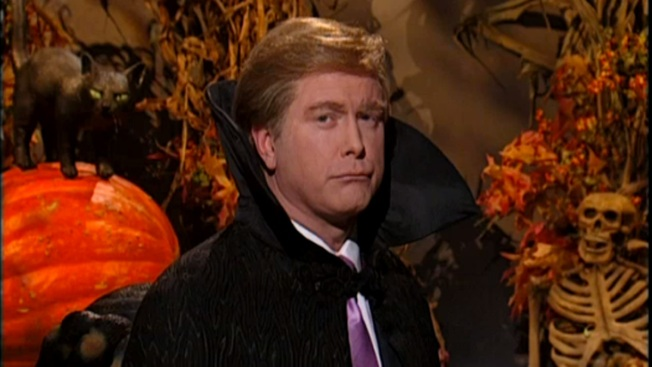 'SNL's' Spookiest Halloween Sketches Through the Years