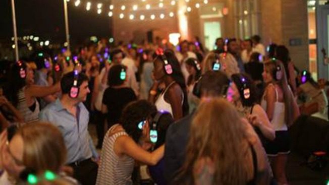 Dance in a Silent Disco on DC Rooftops This Summer