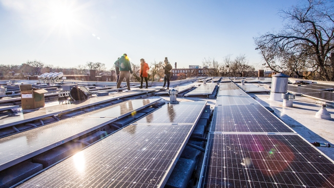 How to Switch to Clean Energy in Maryland, DC and Virginia