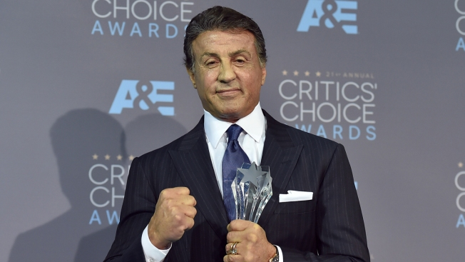'Spotlight,' Sylvester Stallone Win at Critics' Choice