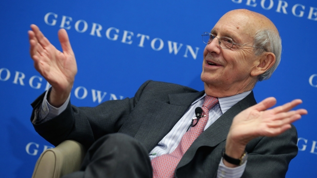 Hello? Justice Stephen Breyer's Cellphone Rings in Court