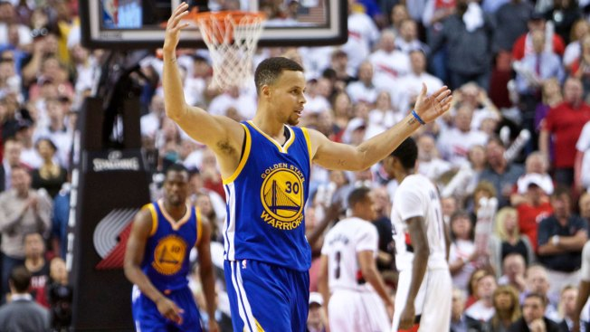 Stephen Curry Is 1st Unanimous NBA MVP