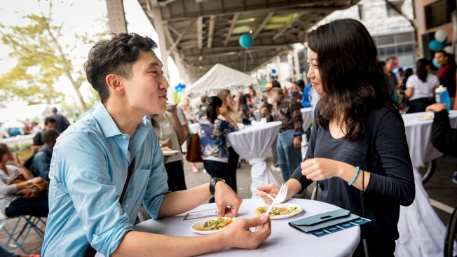 Plenty of Food, Gorgeous Views at 22nd Annual Taste of Georgetown