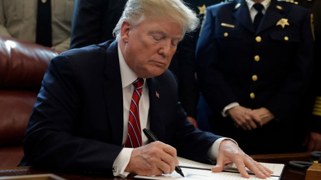 House Dems Fail to Override Trump's Veto on Border Funding