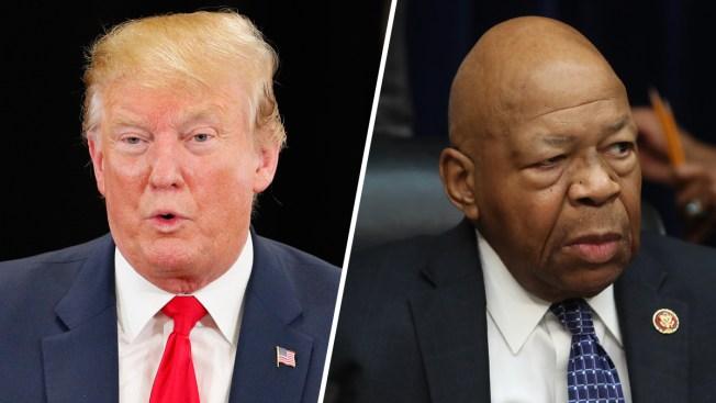 Trump, Trump Organization Sue Democratic House Chairman